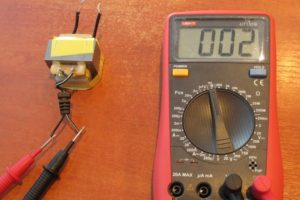How to test a transformer 2