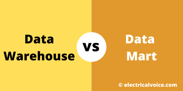Difference between Data Warehouse and Data Mart